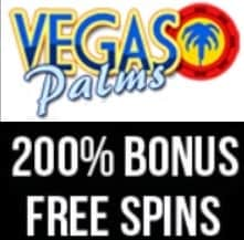 Vegas Palms Casino free spins
