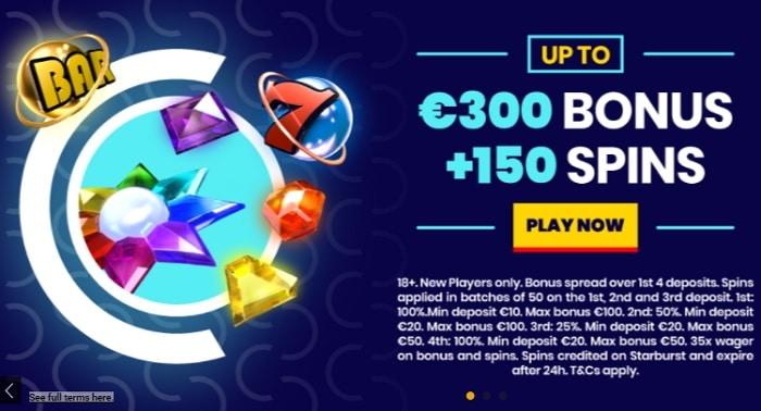 Match Bonus and Free Spins