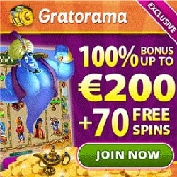 €5 free bonus or 50 free spins – no deposit scratchcards