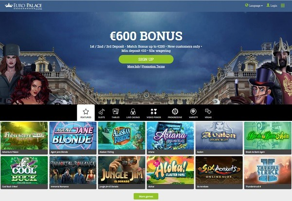 Play 600 free spins today!