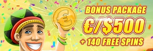 No Deposit Bonus at Bob Casino
