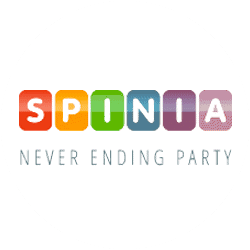 Spinia Casino €/$1250 free chips & 125 free spins exclusive bonus