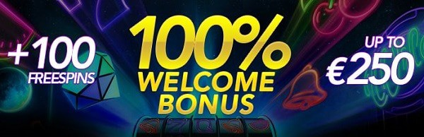 b-bets casino 100 free spins and 100% welcome bonus