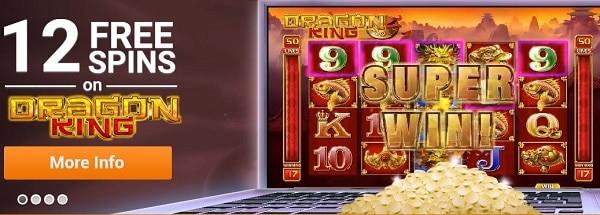 Emu Casino 12 free spins bonus without deposit