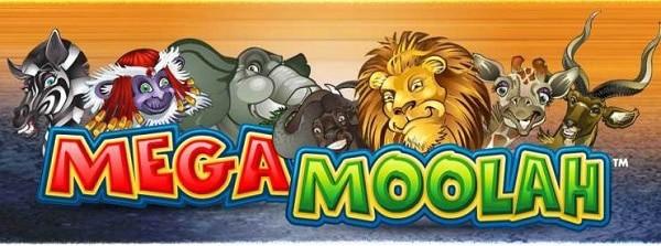 MEGA MOOLAH Jackpot Game