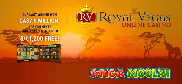 Royal Vegas Exclusive Offer