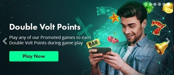 Volt Casino mobile slots