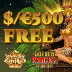 Mummys $500 free bonus on first deposit + 30 gratis spins