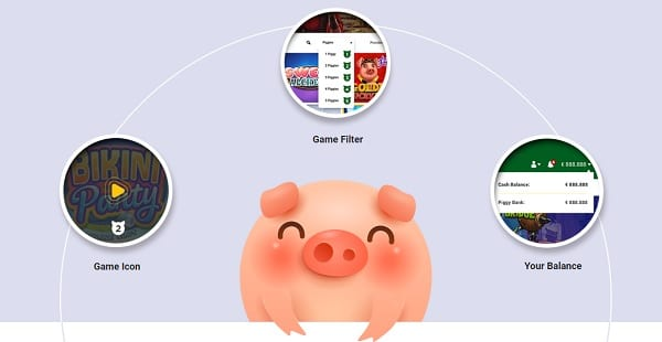 Piggy Bang Casino - break da bank!