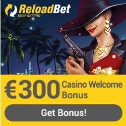 ReloadBet Free Spins + Free Bonus + Free Bets