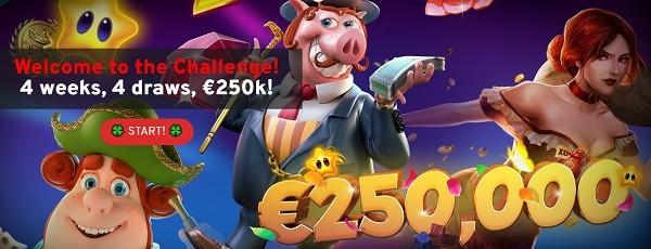 250000 EUR Challange