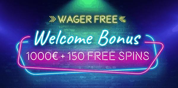 Sign up for a no deposit bonus!