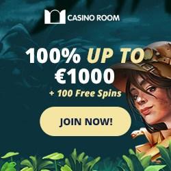 1000€ free bonus and 100 free rounds on new slots!