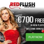 Do you want 50 exclusive free spins to Red Flush Casino?