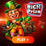 Rich Prize Casino (Curacao) 5€ free play bonus on registration