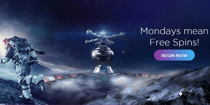 Monday Free Spins Promotion