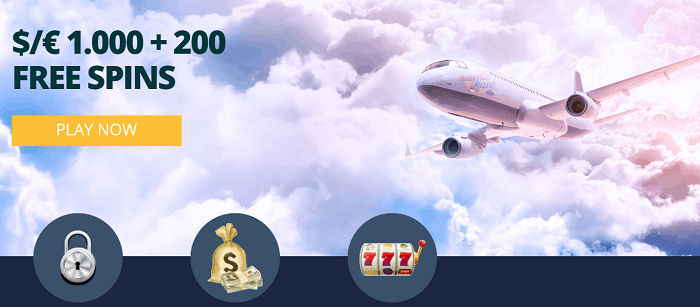Exclusive Welcome Offer: $1000 + 200 Free Spins