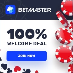 Register and Play at Bet Master Casino