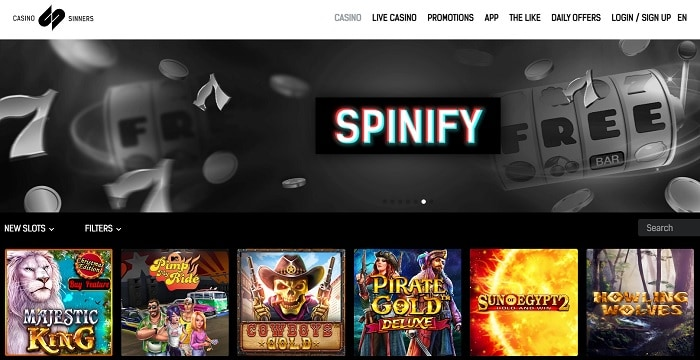 Spinify and Spincash