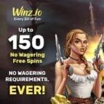 Winz Casino Review - free spins, no deposit bonus, promotion
