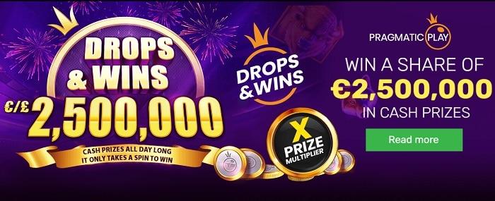 Drops & Wins Promotion