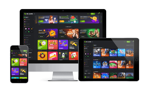 BC Game Cryptocurrency Casino