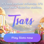 Tsars Casino Review - free spins, no deposit bonus, promotion