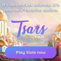Play Slots Now at Tsars