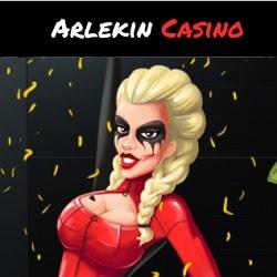 Arlekin Casino free play banner
