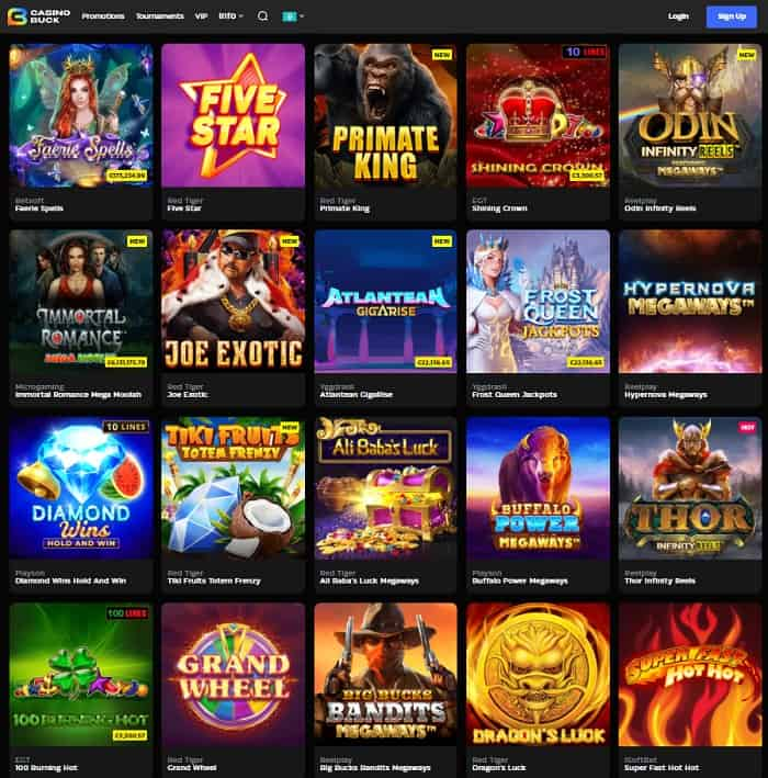 Exclusive Free Spins: 20 no deposit free rounds!