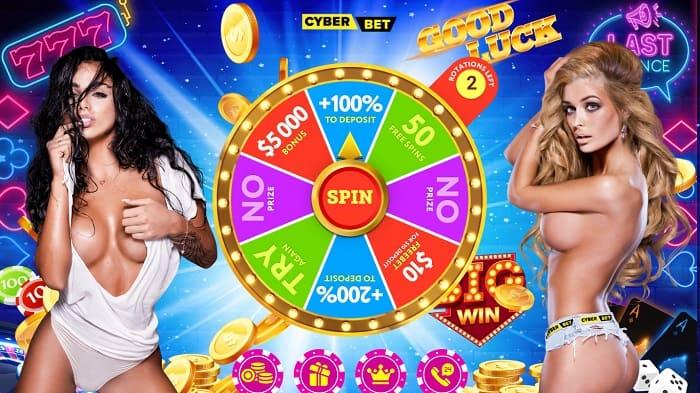 Cyber Casino 10 free bet