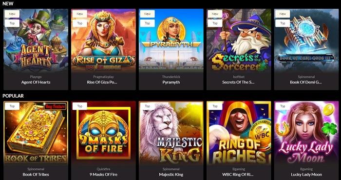 Free Slots and Games