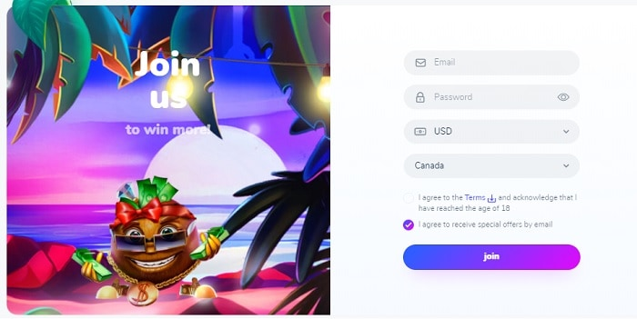 Cocos Register and Login